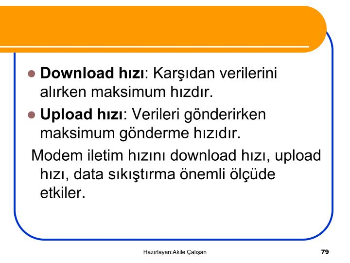 Download hızı