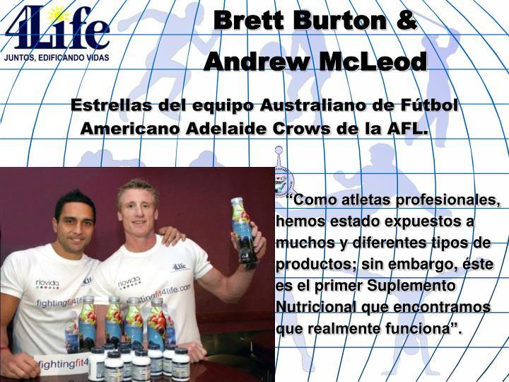 Brett Burton &