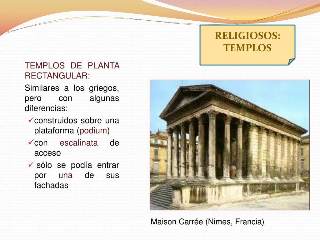 RELIGIOSOS: TEMPLOS