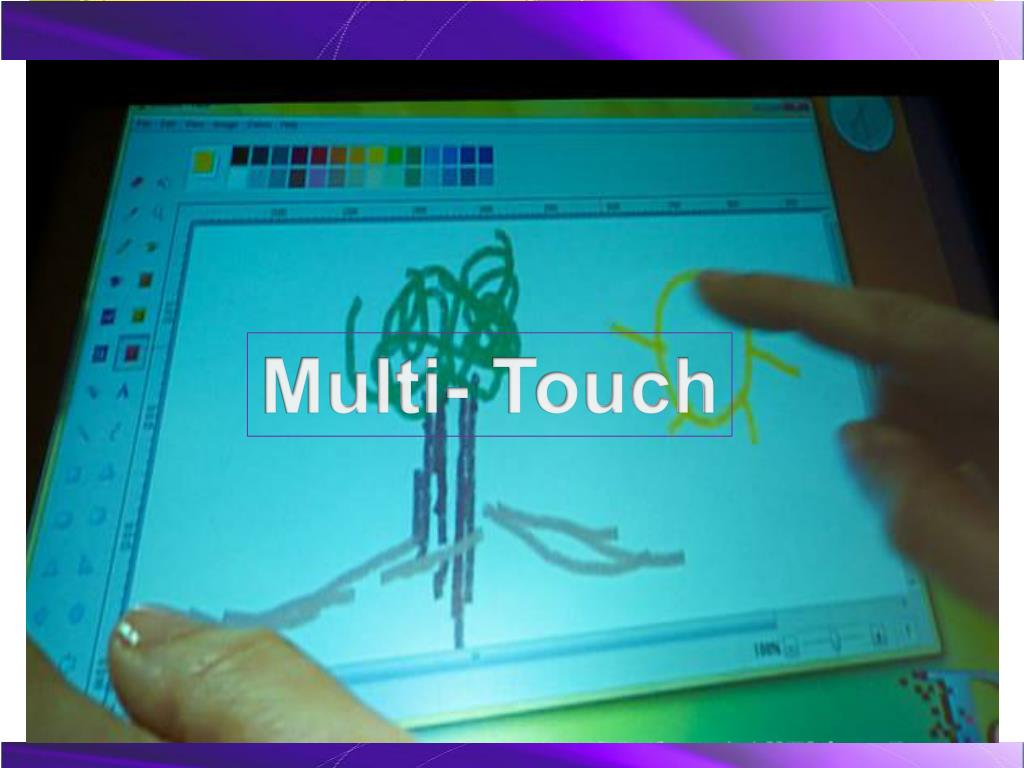 Multi- Touch