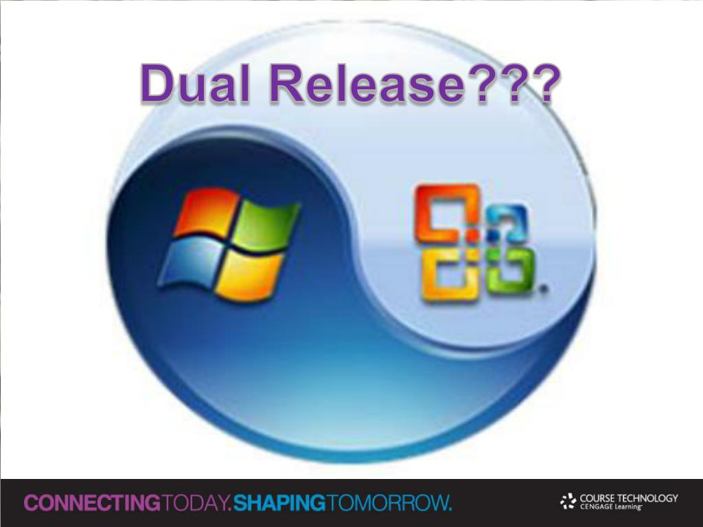 Dual Release???