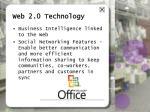 web 2 0 technology