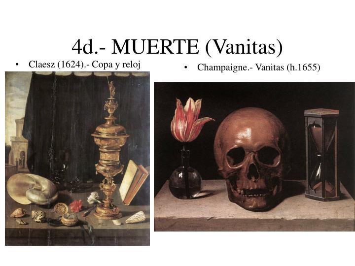 Claesz (1624).- Copa y reloj