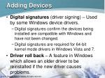adding devices33