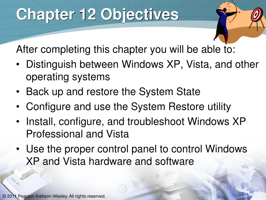 Chapter 12 Objectives
