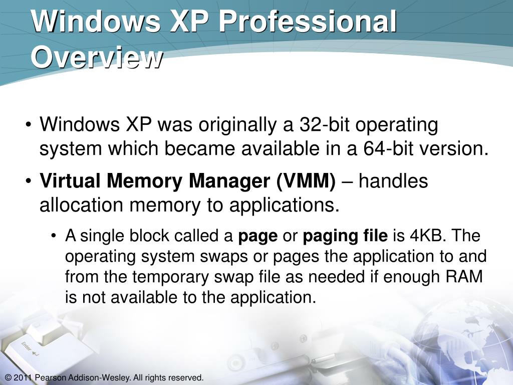 Windows XP Professional Overview