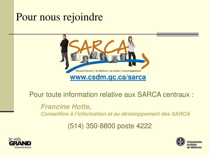 www.csdm.qc.ca/sarca