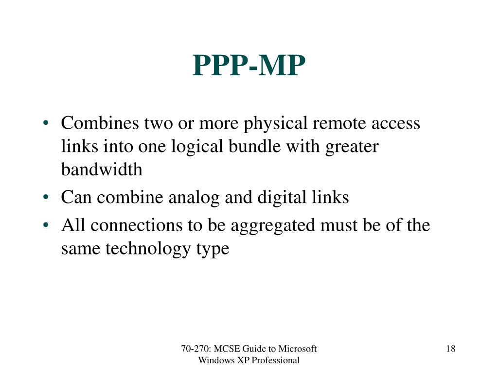PPP-MP