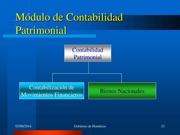 Contabilizaci