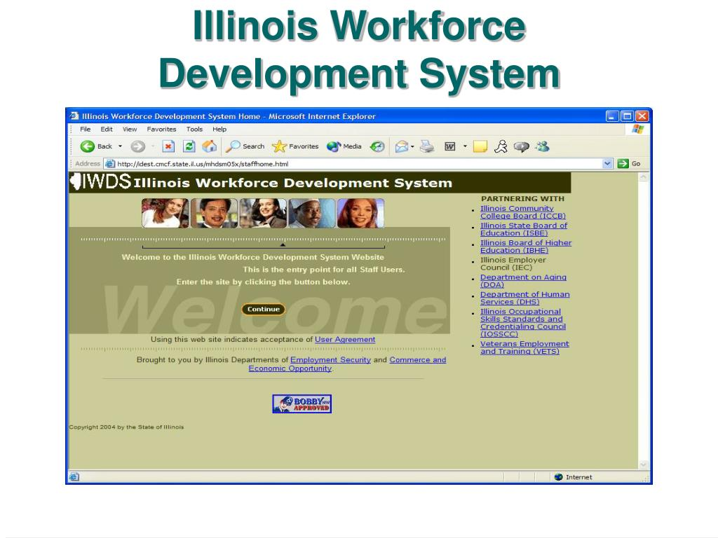 Illinois Workforce