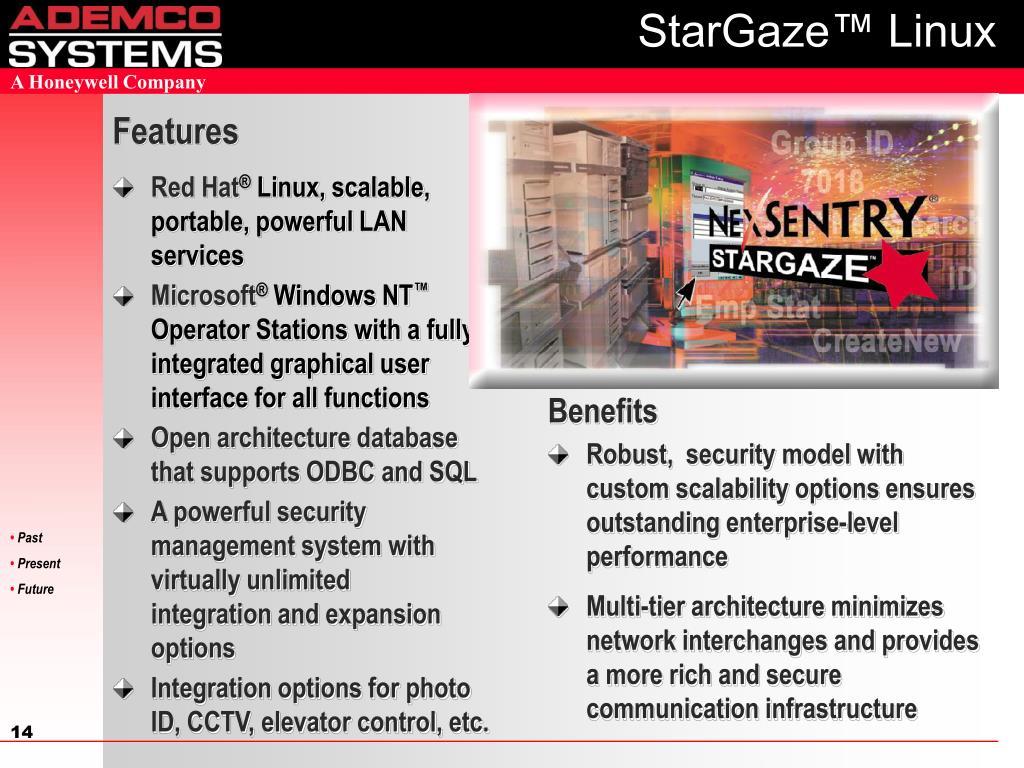 StarGaze™ Linux