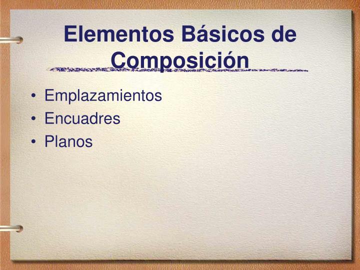Elementos B