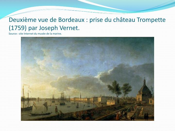 Ppt le premier empire colonial fran ais xvi xviiie si cle powerpoint presentation id 936453 - Le port de bordeaux par joseph vernet ...