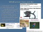 wildcam ers care and act