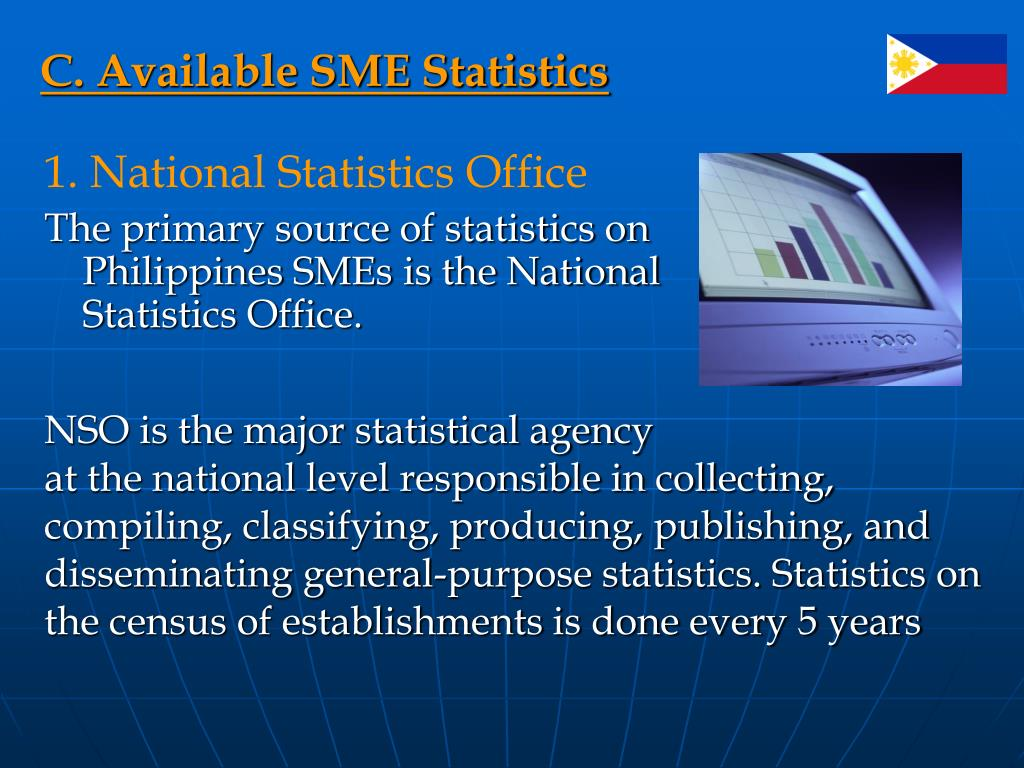 C. Available SME Statistics