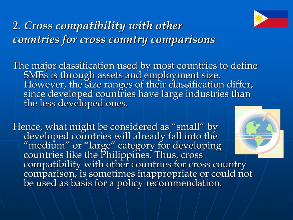 2. Cross compatibility with other