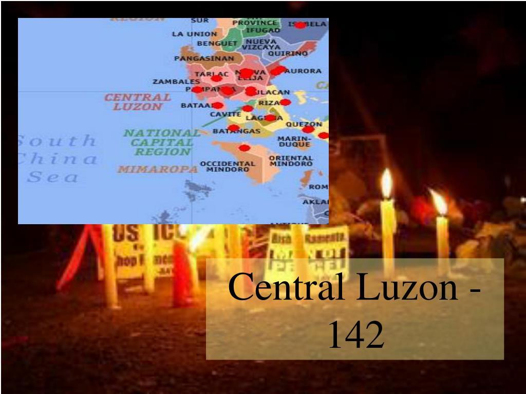 Central Luzon - 142