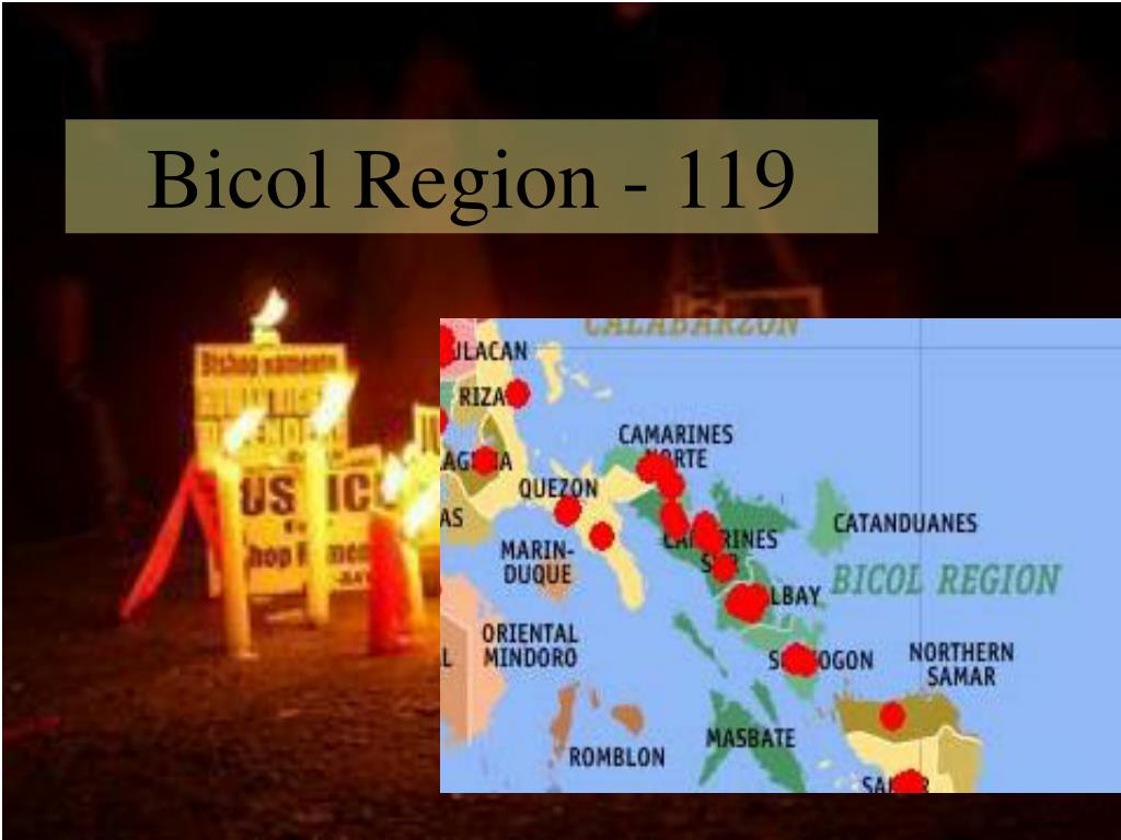 Bicol Region - 119