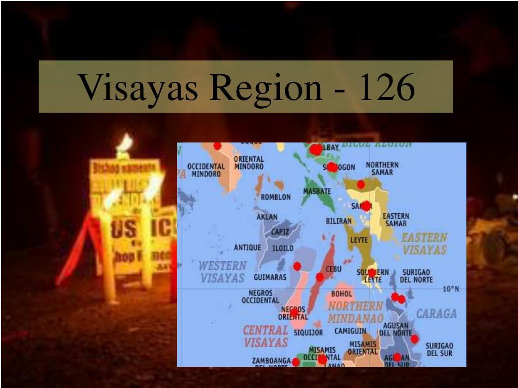 Visayas Region - 126