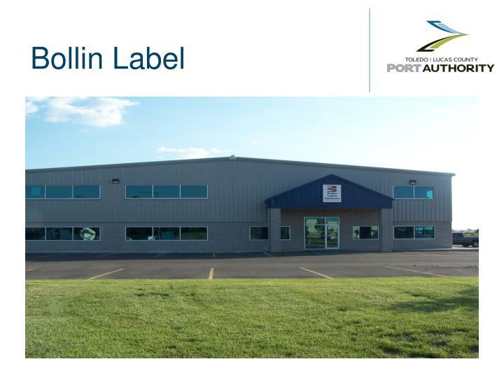 Bollin Label