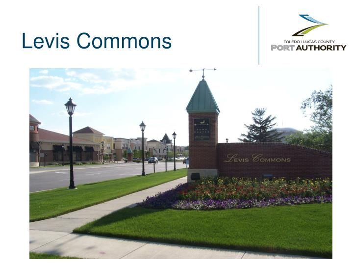 Levis Commons