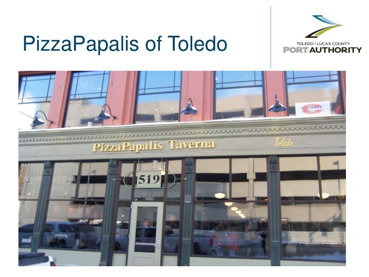 PizzaPapalis of Toledo