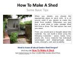 how to make a shed4