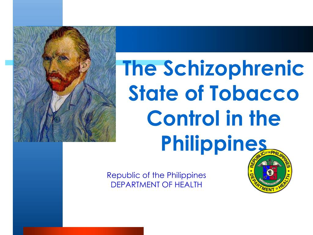 The Schizophrenic State of Tobacco Control in the Philippines