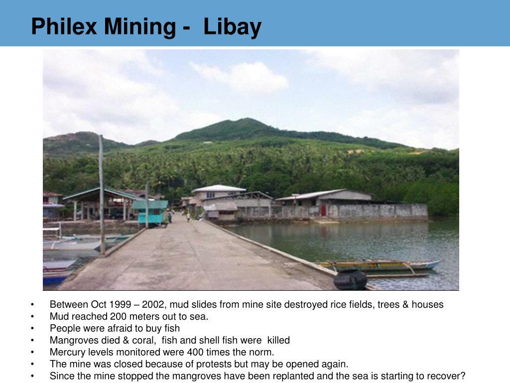 Philex Mining -  Libay
