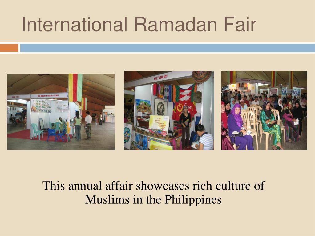 International Ramadan Fair