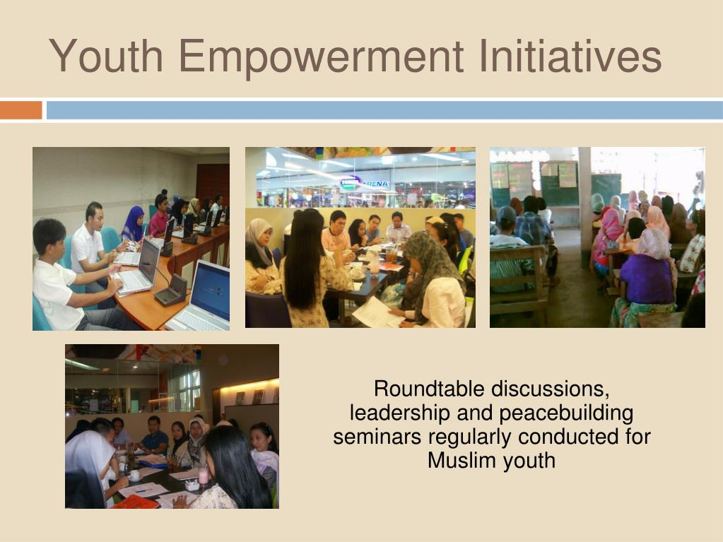 Youth Empowerment Initiatives