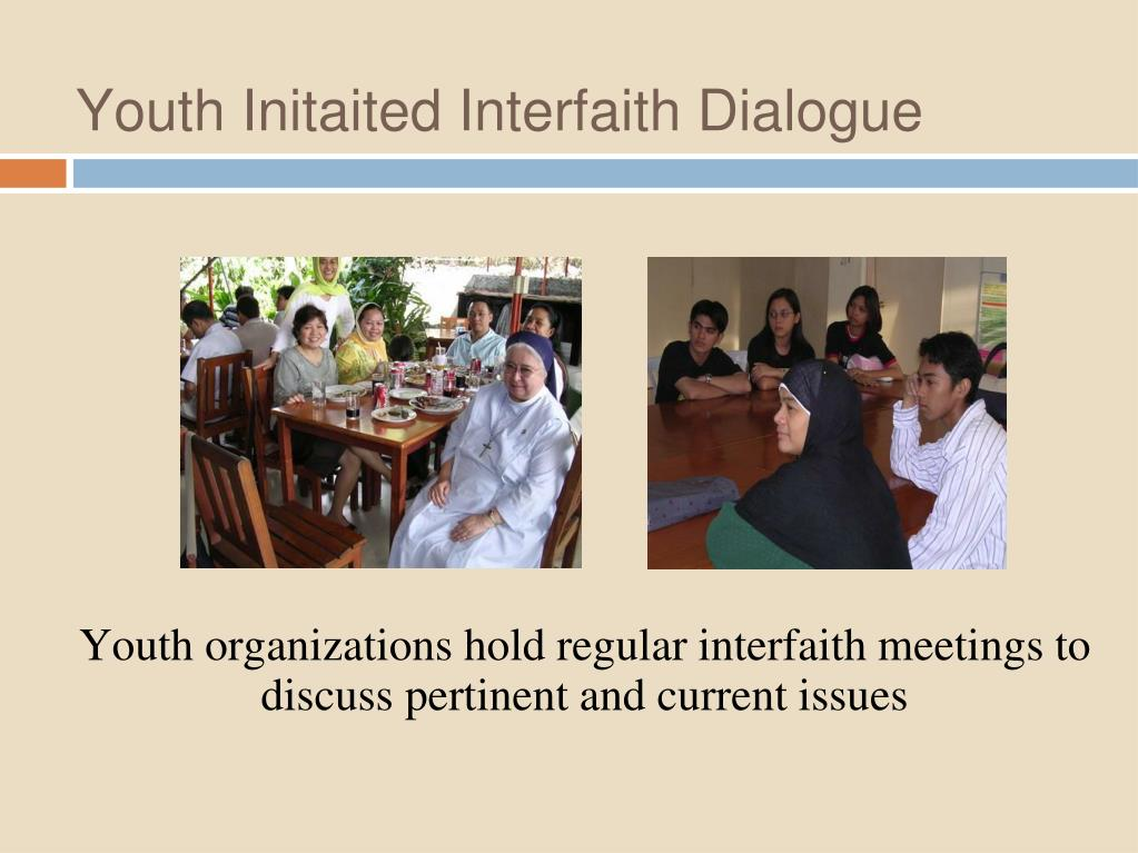 Youth Initaited Interfaith Dialogue