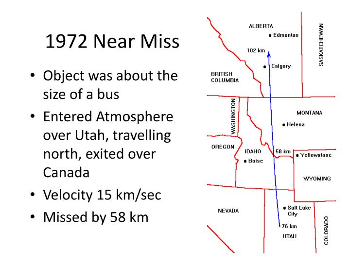 1972 Near Miss
