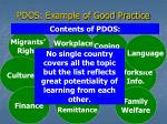 pdos example of good practice17