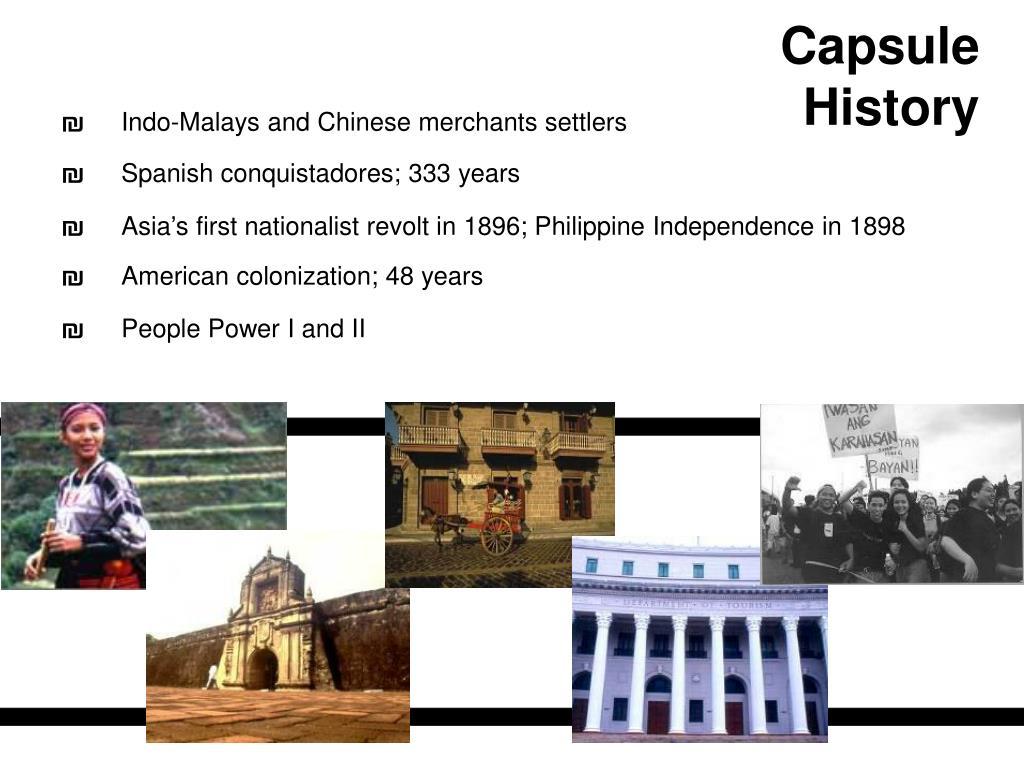 Capsule History