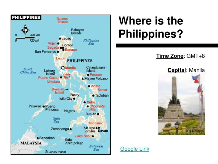 Where is the Philippines?