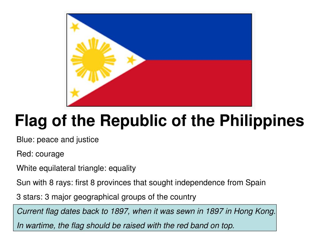 Current flag dates back to 1897, when it was sewn in 1897 in Hong Kong.
