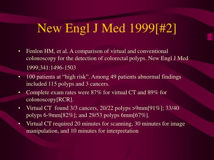 New Engl J Med 1999[#2]