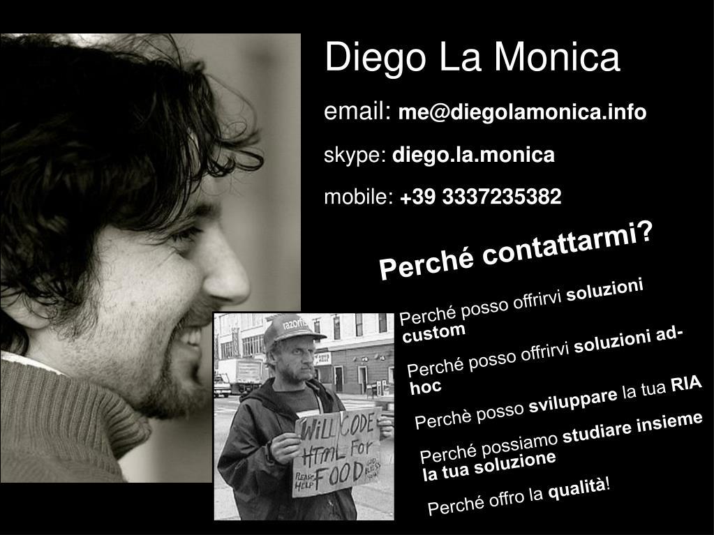 Diego La Monica