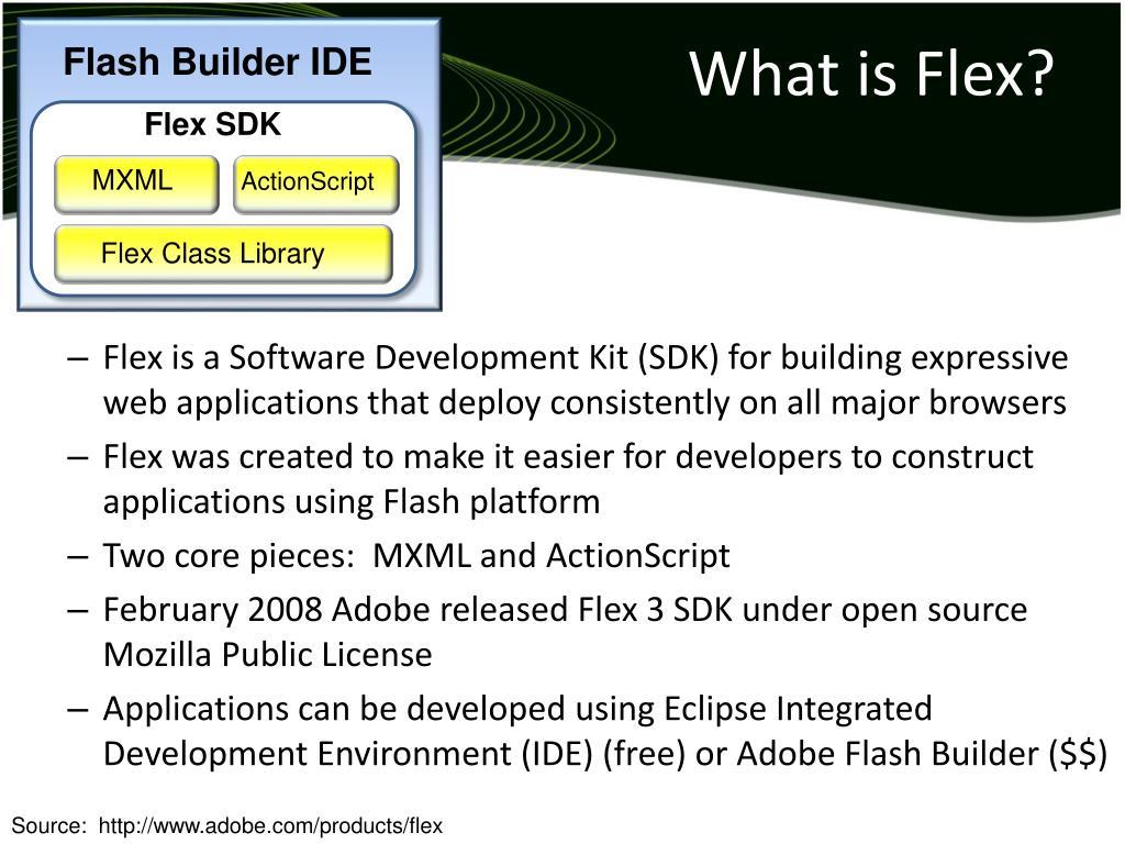 Flash Builder IDE