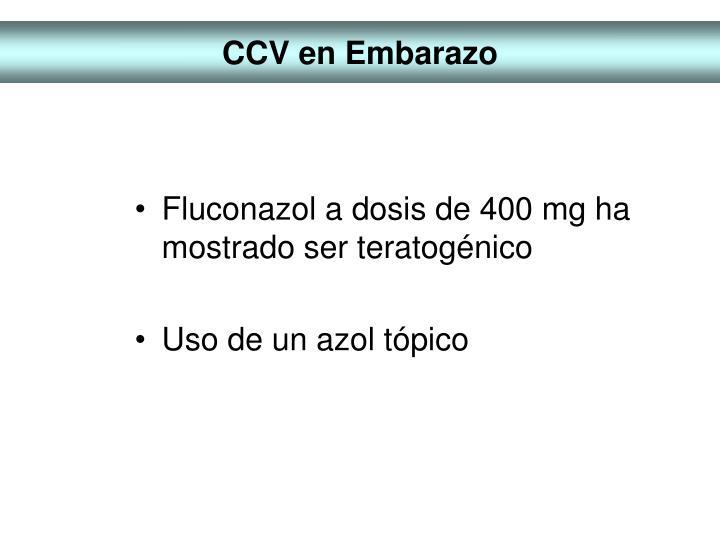CCV en Embarazo