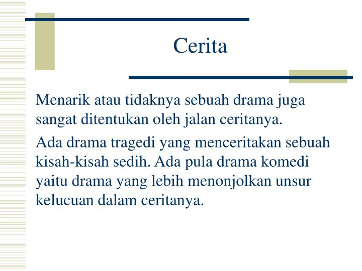 Cerita