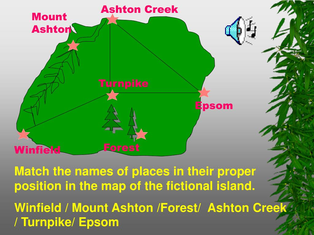 Ashton Creek