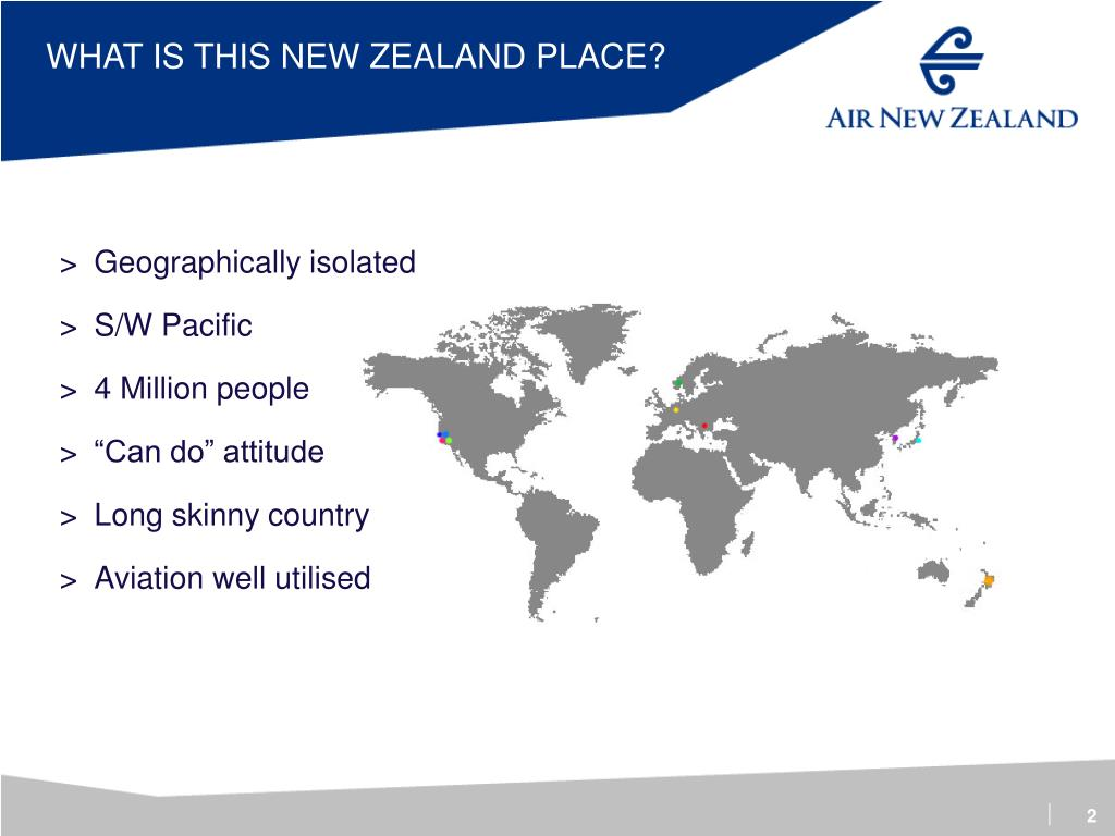WHAT IS THIS NEW ZEALAND PLACE?
