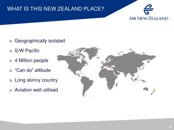 What is this new zealand place