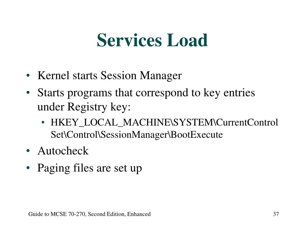 Services Load