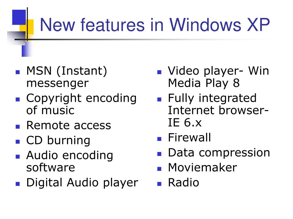 MSN (Instant) messenger