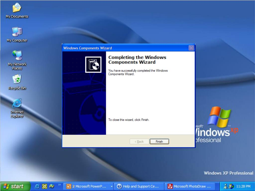 Installing the Remote Desktop Web Connection