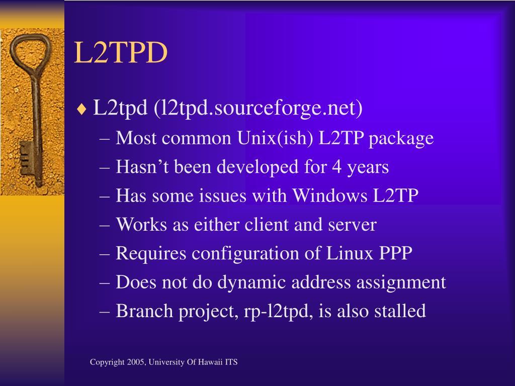 L2TPD