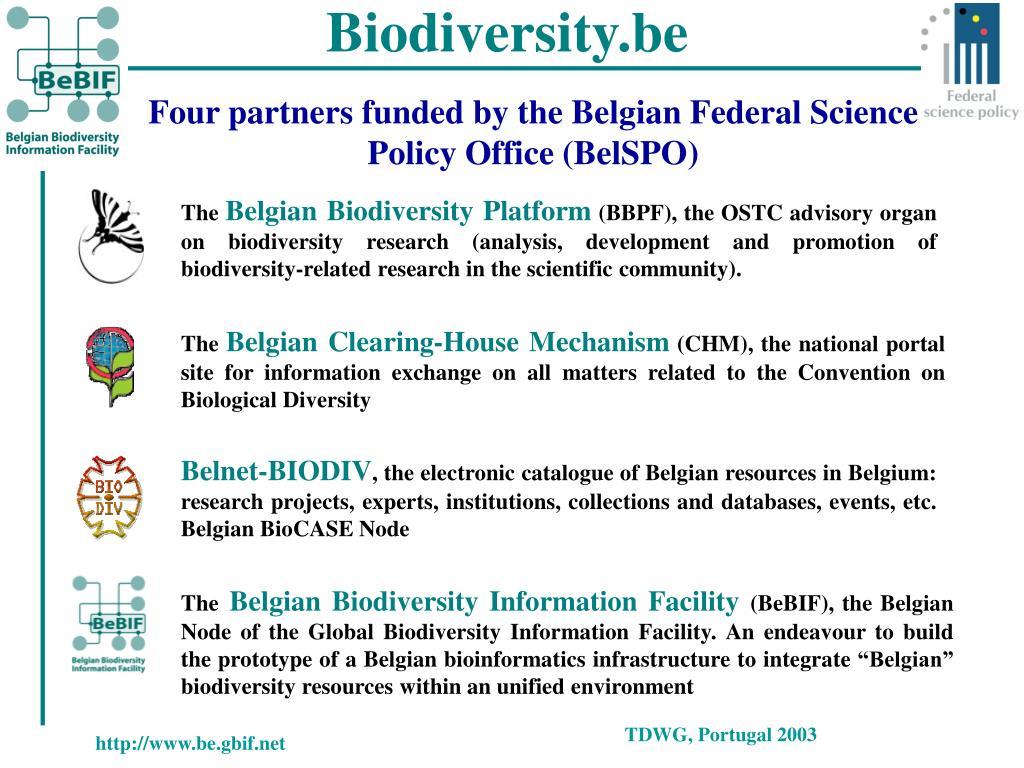 Biodiversity.be